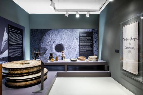 Ανακαίνιση Μουσείου Λούλη